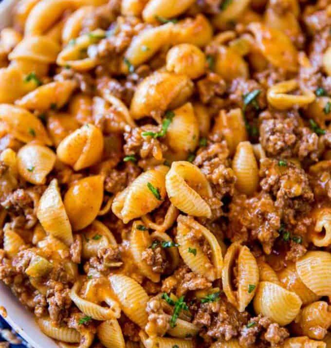 conchigliette shell pasta