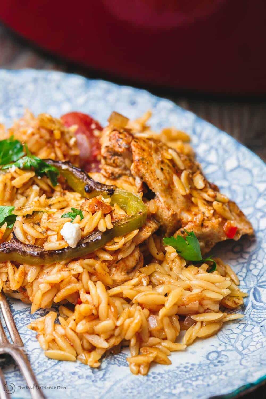 Greek-Baked-Chicken-Orzo-the-mediterranean-dish-3