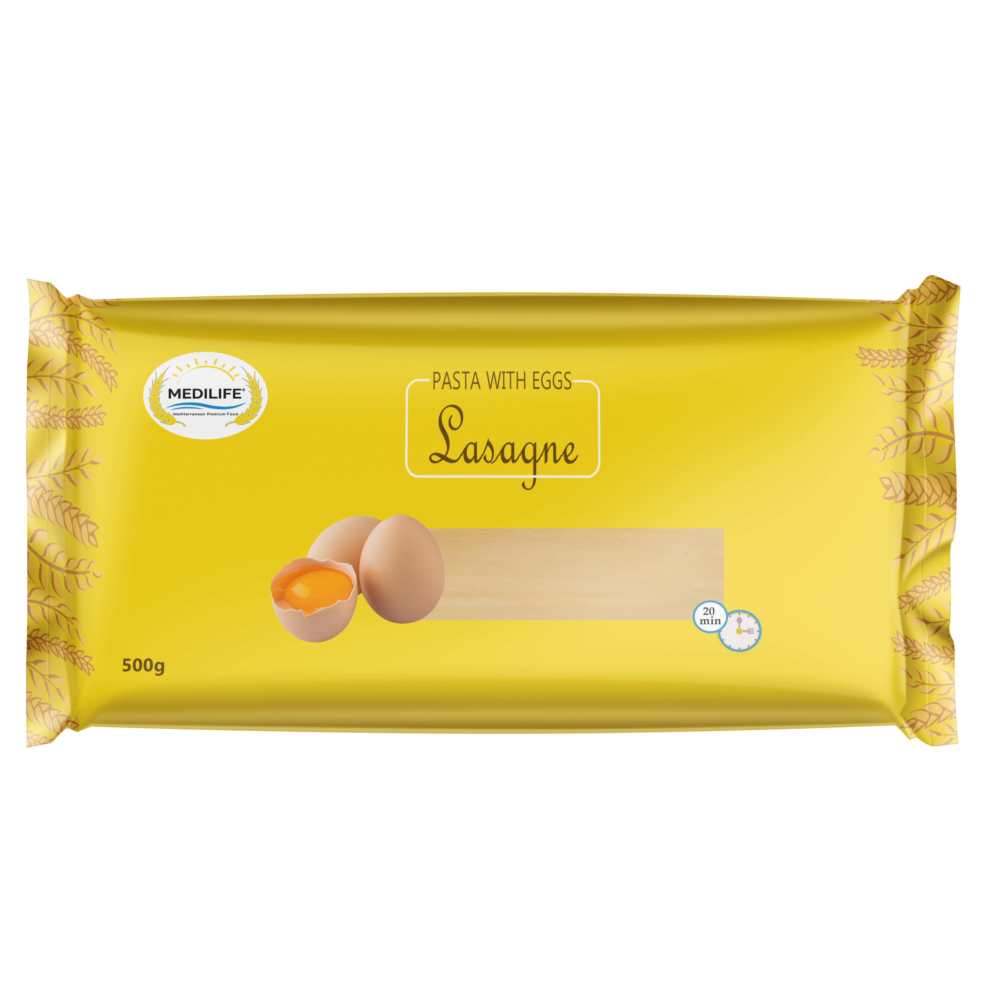 eggs lasagne