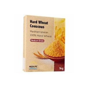Hard Wheat Couscous 1kg Carton